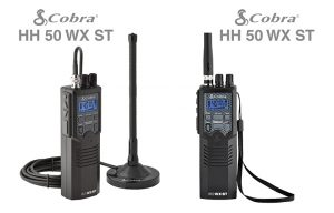 Cobra Electronics Introduces Two Handheld CB Radios