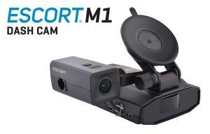 ESCORT Radar Introduces First Dash Cam: The ESCORT M1