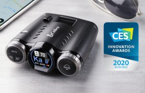 Cobra Road Scout Recognized with CES 2020 Innovations Award