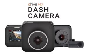 New Drive HD DASH Series Cams by Cobra Now Available