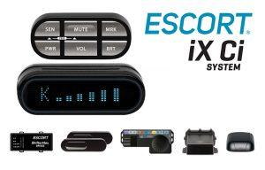 ESCORT Introduces the new ESCORT iX-Ci System