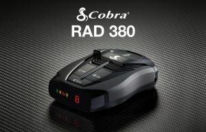 Introducing the Cobra RAD 380